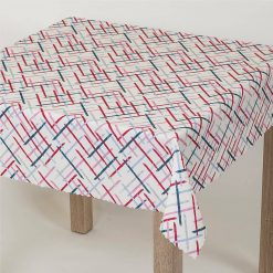 Teflonos abrosz,asztalterítő