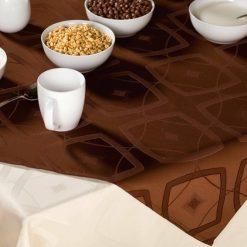 Teflonos abrosz asztalterítő