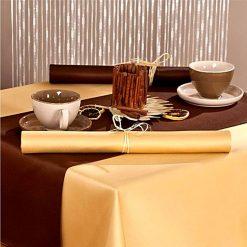 Éttermi abrosz, asztalterítő
