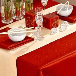 éttermi abrosz asztalterítő