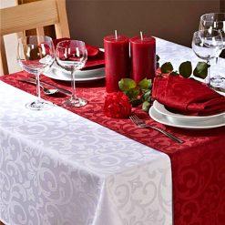 Éttermi asztalterítő, abrosz