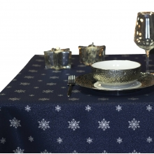 karácsonyi asztalterítő